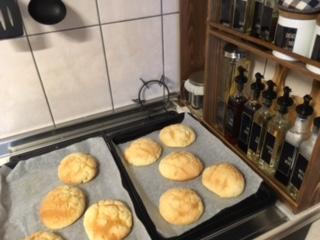 樫本メロンパン